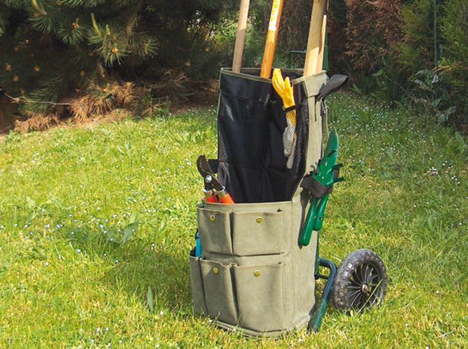 sac roulant jardin
