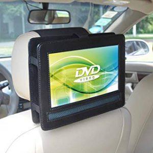 fixation lecteur dvd voiture
